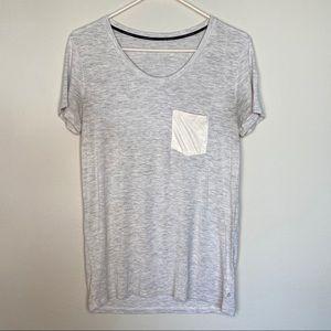 4/20$ Calvin Klein women's extra soft sleep tee XS
